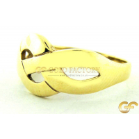 Gents Yellow Gold Celtic Ring