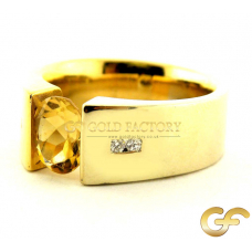 2.54ct Gents Ring